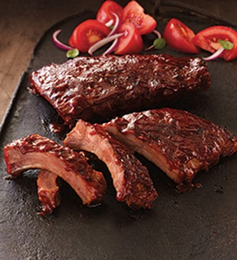 BBQ Pork Ribs - Heat  Serve - Stock Yards