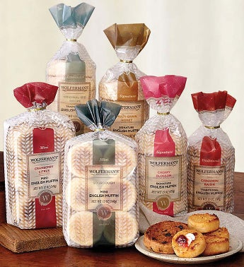 Wolfermans English Muffins Assortment