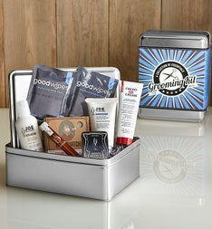 Men's Grooming Travel Kit
