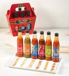 Tasty Takeout Hot Sauce Gift Set