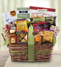 We Share Your Loss Kosher Gourmet Gift Basket
