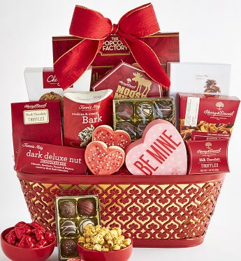 True Valentine Gift Basket