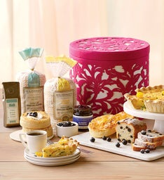 Wolferman's Mothers Day Brunch Box Gift