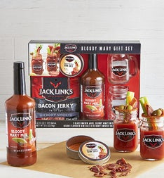 Jack Link's Bloody Mary Gift Set with Bacon Jerky