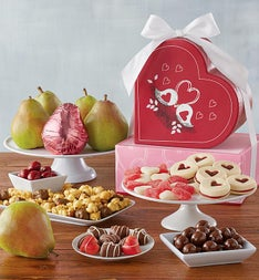 Harry & David Valentines Tower of Treats® Gift