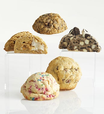 Danas Bakery 5 Flavor Artisan Cookie Assortment