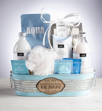 Relaxing Coast  Coconut Spa Set