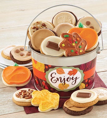 Enjoy Cookie Pail