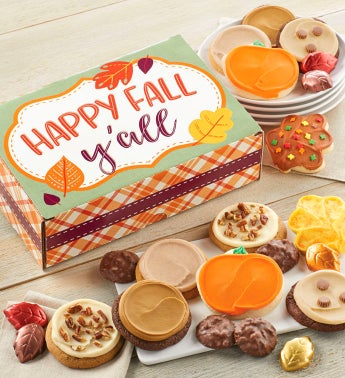 Happy Fall Y39all Treats Box