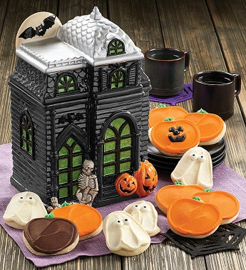 Collectors Edition Haunted House Cookie Jar