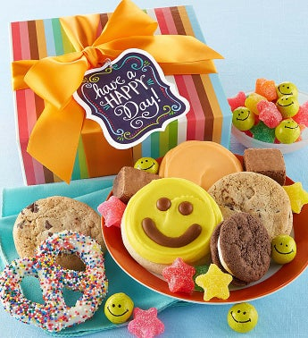 Happy Day Treats Gift Box
