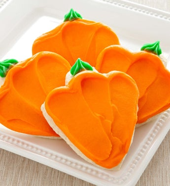 Carrot Cut-out Gift Box
