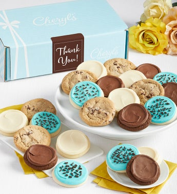 Thank You Bow Gift Box Classic Assortment