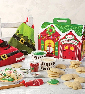 Cheryls Holiday Cut-out Cookie Decorating Kit