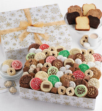 Happy Holidays Sparkling Bakery Assortment - Grand