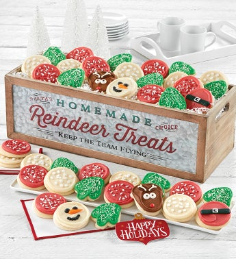 Reindeer Treats Gift Box - Grand