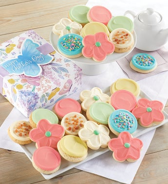 Mothers Day 5Cookie Gift Boxes