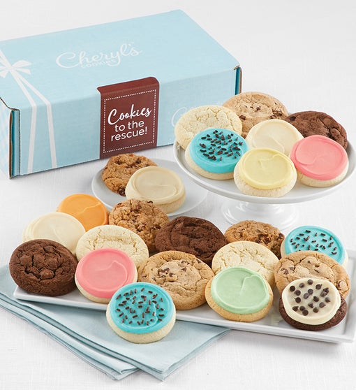 Cookies to the Rescue Gift Box