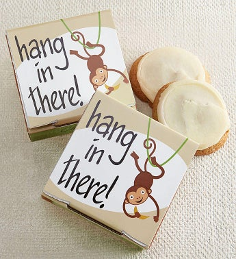 Hang in There Cookie Card
