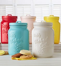 Create Your Own Collector's Edition Cookie Jar
