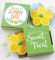 Have a Sunny Day Cookie Card