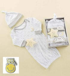 Lullaby Baby Bedtime Gift Set