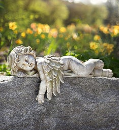 Sleeping Angel Statue