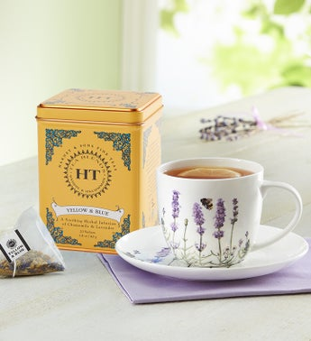 Harney and Sons Chamomile  Lavender Tea Gift Set