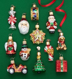 Old World Christmas® Petite Ornament Set