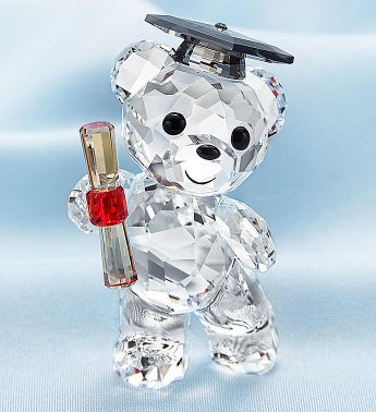 Swarovski  Kris Bear Graduation Collectible
