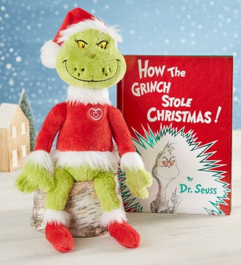 How the Grinch Stole Christmas Gift Set