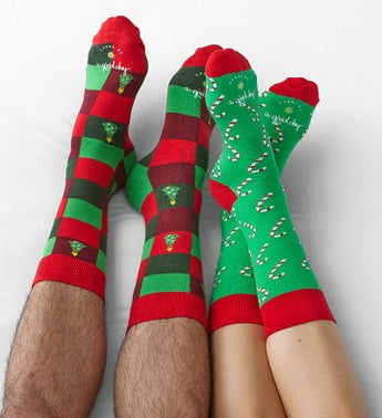 Good Day Holiday Socks Bundle