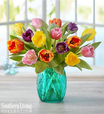 Assorted Tulips by Southern Living™