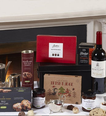 Gourmet Greeting Gift Basket