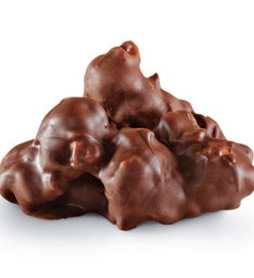 Milk Chocolate-Covered