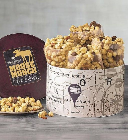 Classic Moose Munch® Premium Popcorn Tin