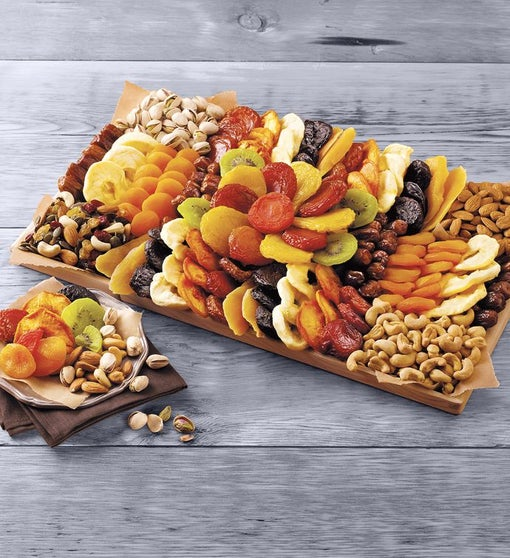 Entertainer's Dried Fruit and Nut Tray