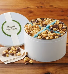 Birthday Moose Munch® Gourmet Popcorn Tin