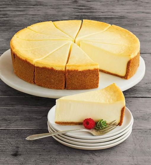 """The Cheesecake Factory® Original Cheesecake - 10"""""""
