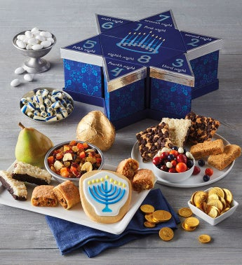 Eight Nights of Hanukkah Gift
