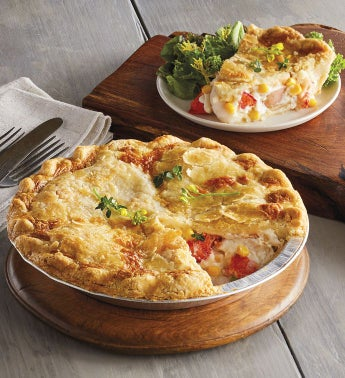 Lobster Pot Pie
