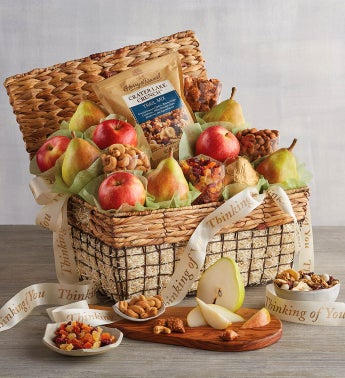 Thinking of You Picnic Gift Basket