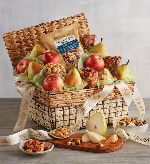 Thank You Picnic Gift Basket
