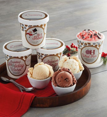 Holiday Ice Cream Collection