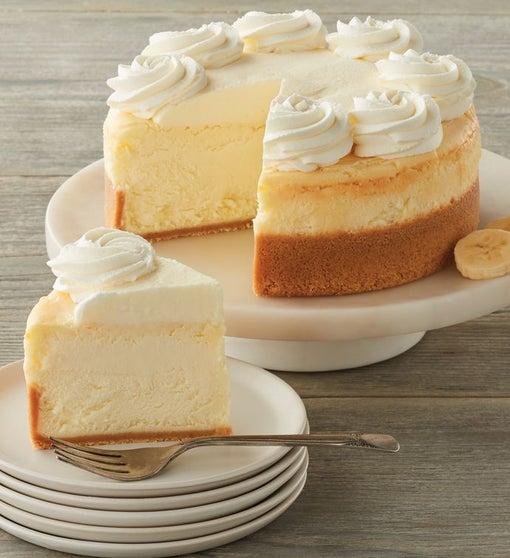 The Cheesecake Factory® Banana Cream Cheesecake - 7