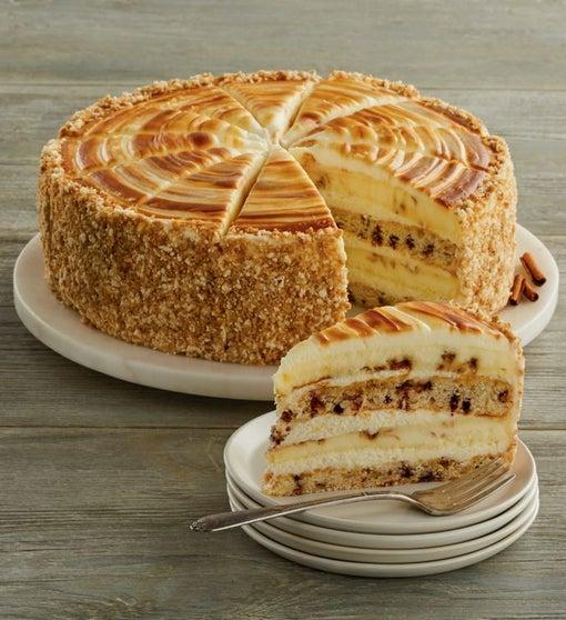 """The Cheesecake Factory® Cinnabon® Cinnamon Swirl Cheesecake 10"""""""