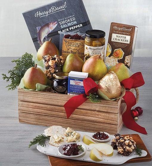 Deluxe Northwest Inspirations Gift Basket