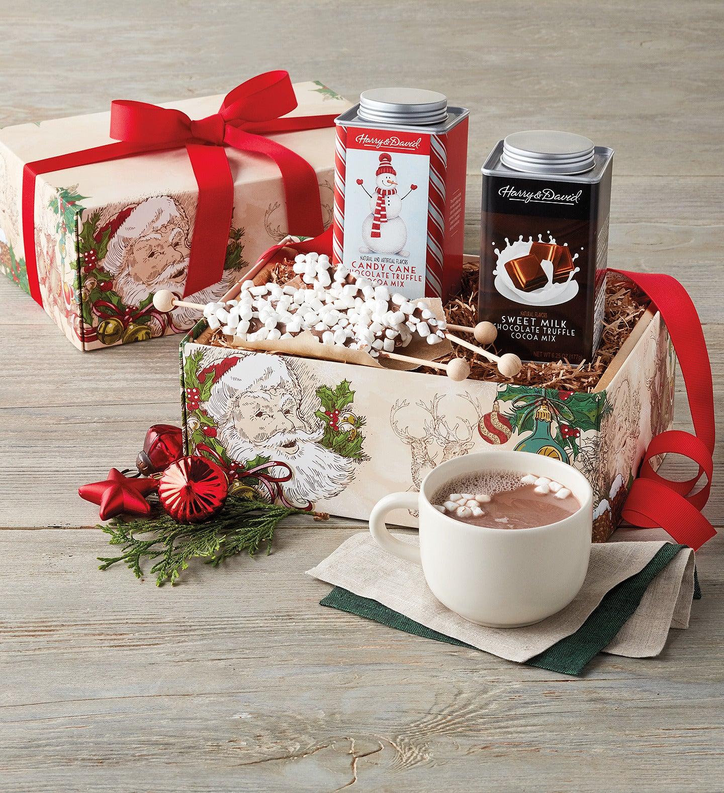 Holiday Hot Chocolate Duo Gift Box