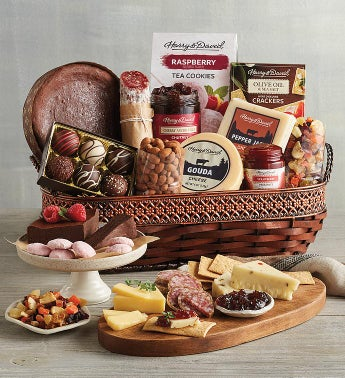 Gourmet Specialty Snacks Basket