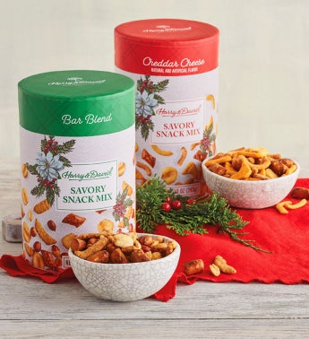 Holiday Snack Mix – 2 Pack